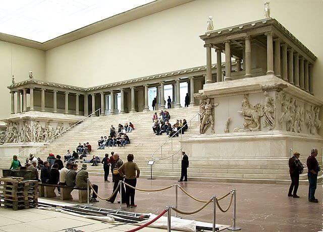 ペルガモンの大祭壇