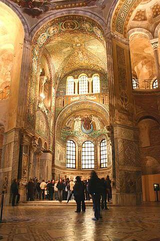 サン・ヴィターレ聖堂