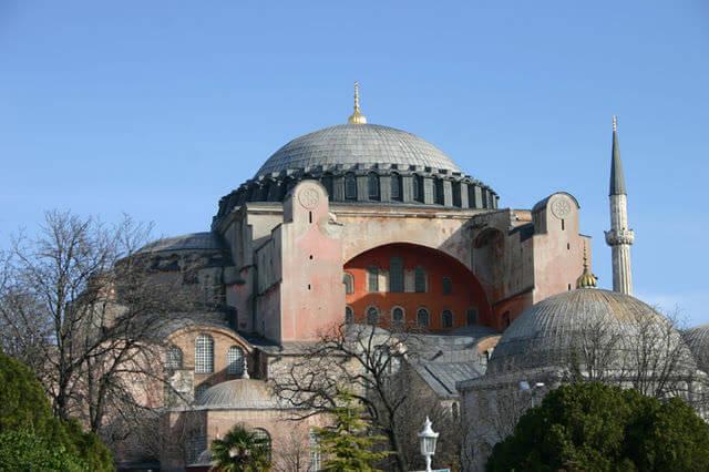 アギア・ソフィア大聖堂