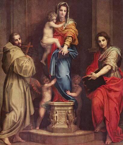 アルピエの聖母