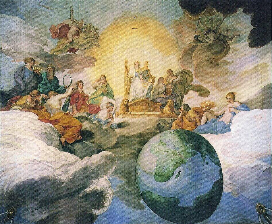 神の知恵の寓意